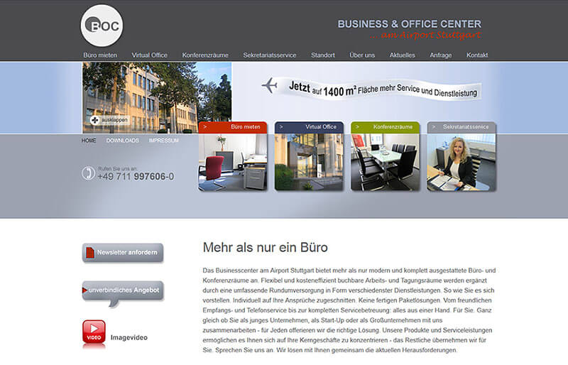 BOC - Website